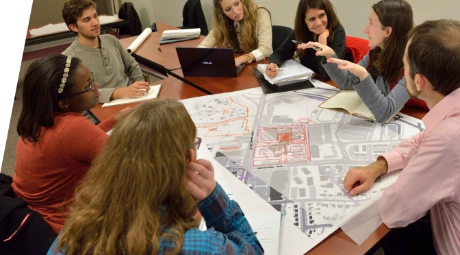 Graduate students document legacy businesses for Arlington County